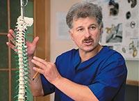 Олег Савяк — 25 лет в вертебрологии