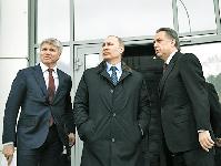 Вот приедет Путин, Путин всех рассудит…