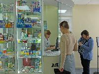 Аптека шаговой доступности