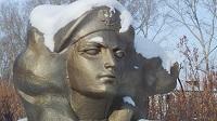 Польский Орел  на окраине Канска