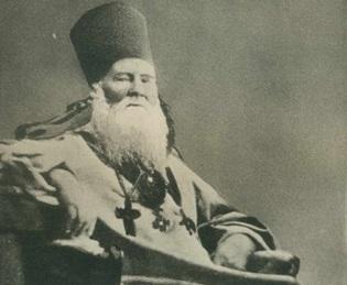Первый канский благочинный: Фортунат Петухов