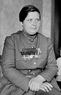 Русская Жанна д`Арк