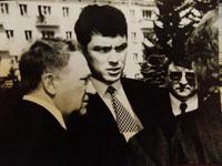Валентин Казаченко:  «Немцов произвел серьезное впечатление»