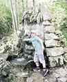 По дороге к Воронцовским пещерам