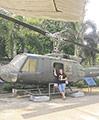 Вертолёт из военных лет