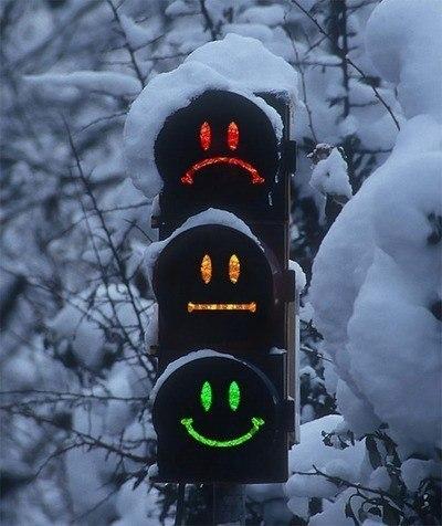 Кто сладит со светофором?