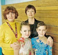 Нелли Зараменских:  «Художественная гимнастика – это спорт для избранных»