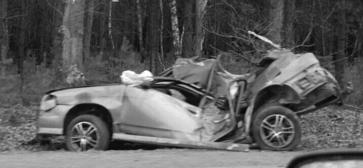 Трагедия на трассе
