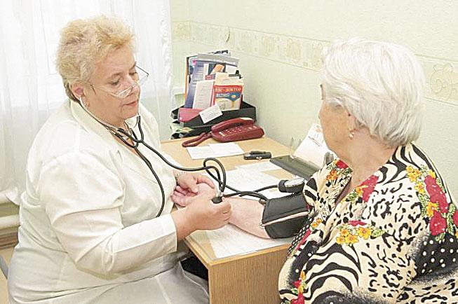 у врача на приеме фото