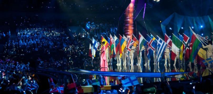Евровидение: побеждает политика