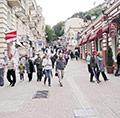 На улицах Кисловодска царит чистота и порядок