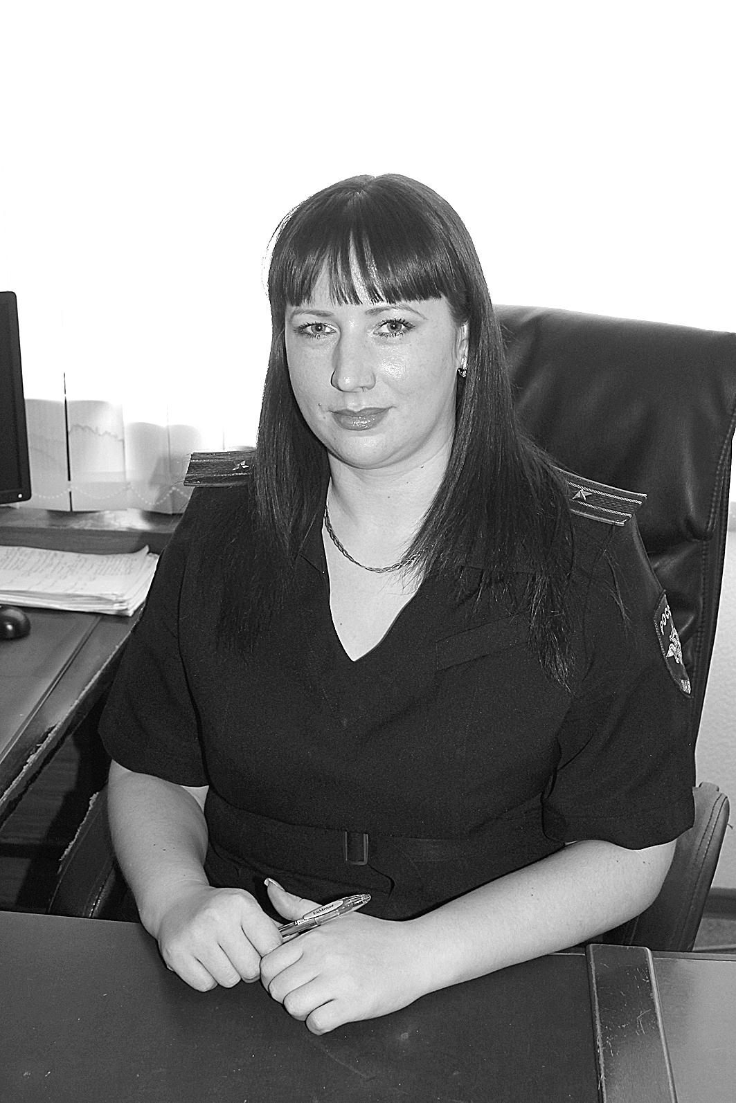 Евгения Бердюгина:  «Следователь   это призвание!»