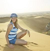 Дубай: место, где всё блестит