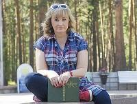 Людмила Кротова: «Я смотрю за окно  и беру сюжеты для книг оттуда»