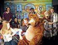 Спектакль «Три медведя» вызвал восторг у английских зрителей