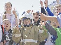 Академия МЧС: лето для юных спасателей