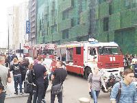 Страшный флэшмоб: эвакуация продолжается