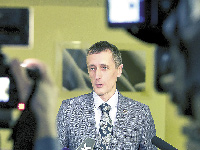 Алексей Кулеш: «У некоторых депутатов память, как у золотых рыбок – сорок секунд»