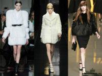 Время быстротечно - лишь искусство моды вечно!