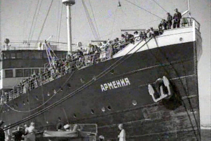 Трагедия теплохода «Армения»