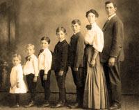 Сценарий рода. Как события в истории страны влияют на жизнь семьи