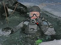 Подводная одиссея Ольги Бескровной
