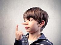 Детский обман: причины, профилактика