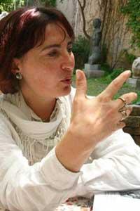 Елена МАКАРОВА: «Я передаю своё состояние»