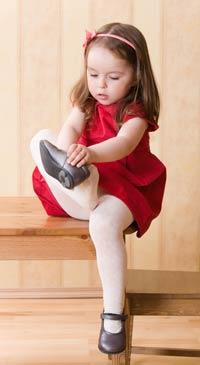 Медлительный ребёнок в мире ритмики