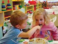 Детские сады - инвестиции в будущее