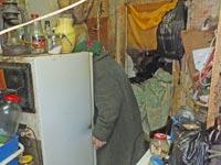 Баррикада в квартире