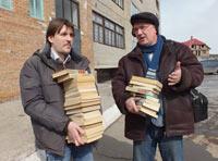 """""""СГ-Канск"""": пристроим книги в хорошие руки!"""