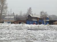 Наводнение пришло внезапно