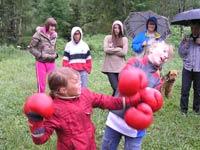 Воспитание кедом, или Карабас-Барабас городского спорта