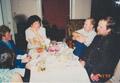 1999 год. Булавчук и Чернышевы дружили семьями. За этим столом Чернышев-старший рядом с Алексеем Красногировым. В центре Людмила Булавчук