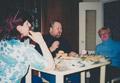 2003 год. Геннадий Чернышев уж очень любил застольные песни