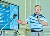 В Красноярский край нанесли визит представители известной экологической организации «Зелёный мир» (ЗАТО Сосновый Бор)