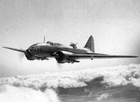 Прерванный полёт бомбардировщика