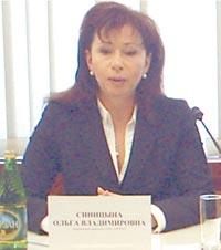 Ольга Синицына отделалась штрафом