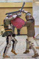 Средневековые битвы в XXI веке