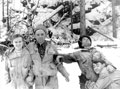 Дубинина, Кривонищенко, Золотарёв и Тибо-Бриньоль. Снимок сделан незадолго до гибели ребят
