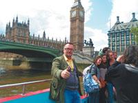 Лондон, гуд бай