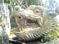 В Таиланде масса статуй с драконами - чувствуется влияние Китая