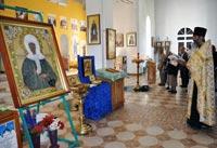 Завтра, 5 июля, в Красноярск на бис доставят икону и мощи святой Матроны Московской