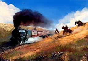 Железнодорожные оборотни