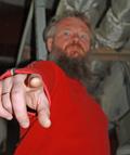 Василий Слонов презентует проект «Травм-Арт»
