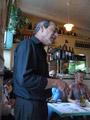 Сходили и в кафе, где поют фаду - уличные романсы.