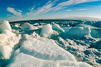 Глубинка online: танцующий лёд!