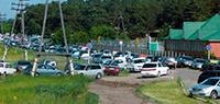 15 владельцев машин оштрафованы за проезд к воде