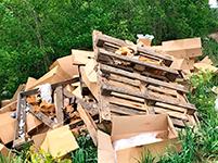 Ликвидировано шесть стихийных свалок в Емельяновском районе